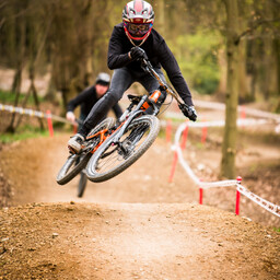 Photo of James PERRY at Aston Hill