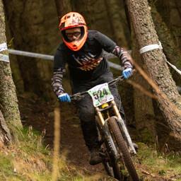 Photo of Rider 524 at Innerleithen