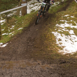 Photo of Rider 210 at Innerleithen