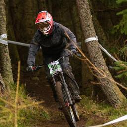 Photo of Lewis BIRNIE at Innerleithen