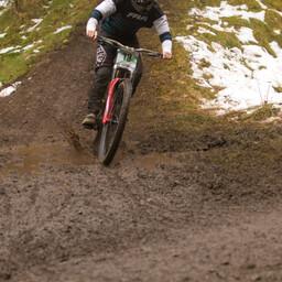 Photo of Seth BARRETT at Innerleithen