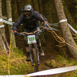 Photo of Nathan ROBERTSON at Innerleithen