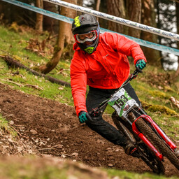 Photo of Daniel BLADON at Innerleithen