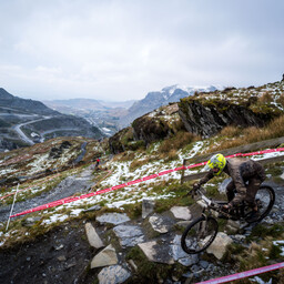 Photo of Angus ROBERTS at Antur Stiniog