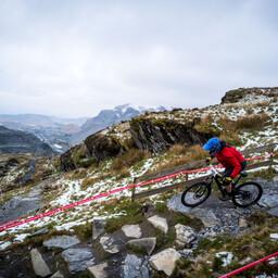 Photo of Rider 182 at Antur Stiniog