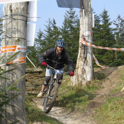 Photo of Paul GARD at Gisburn Forest