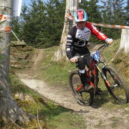 Photo of Drew ALKER at Gisburn Forest