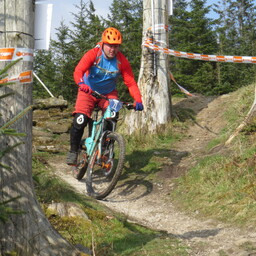 Photo of Richard CROMIE (2) at Gisburn Forest