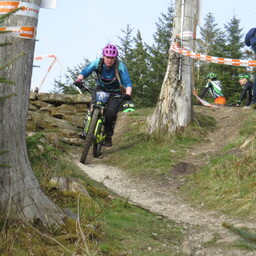 Photo of Rachel MARTIN (sen) at Gisburn Forest