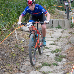 Photo of Archie FOULKES at Lee Valley
