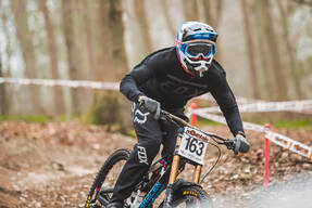 Photo of Ben MANNERING at Aston Hill