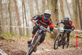 Photo of James WEAMES at Aston Hill