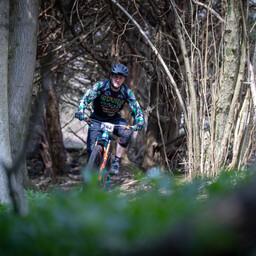 Photo of Mark BAKER (vet) at Queen Elizabeth Country Park