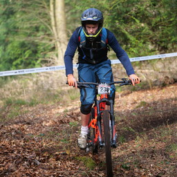 Photo of Jamie CARRUTHERS (mas) at Queen Elizabeth Country Park