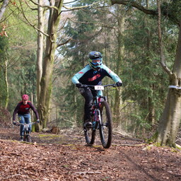 Photo of Jane GILHAM at Queen Elizabeth Country Park