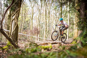 Photo of Chris LARBY at Queen Elizabeth Country Park