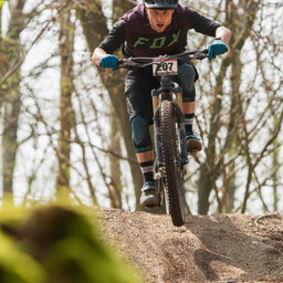 Photo of Ed THOMAS at Queen Elizabeth Country Park