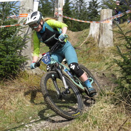 Photo of Polly HENDERSON at Gisburn Forest