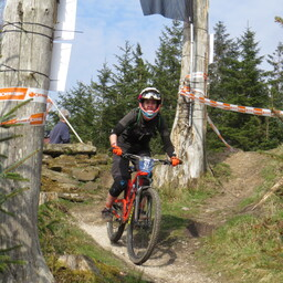 Photo of Elaine DOWSON at Gisburn Forest