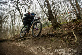 Photo of George DAVIES at Aston Hill