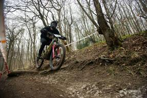 Photo of Dan TIMPSON at Aston Hill