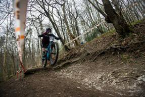 Photo of David ALLAN at Aston Hill