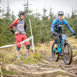 Photo of Kathryn JONES at Gisburn Forest