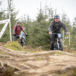 Photo of Danny HOPWOOD at Gisburn Forest