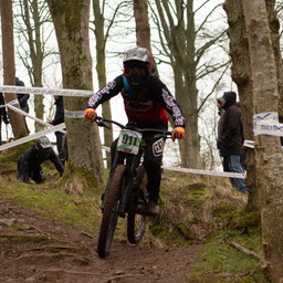 Photo of Benjamin WIPAT at Innerleithen