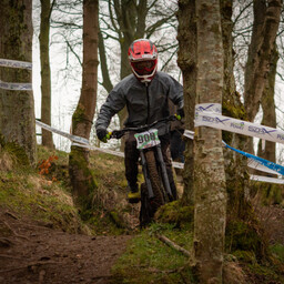 Photo of Lewis DUNCAN at Innerleithen