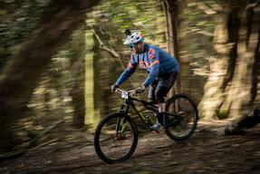 Photo of Andy CLARKE at Queen Elizabeth Country Park