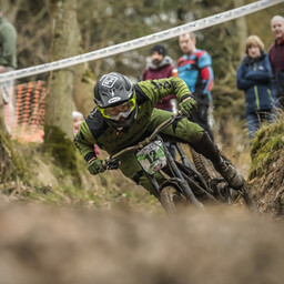 Photo of Greg WILLIAMSON at Innerleithen