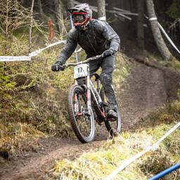Photo of Sam HERD at Innerleithen