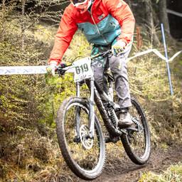 Photo of Joe WILSON at Innerleithen