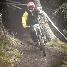 Photo of Robert HOGG at Innerleithen