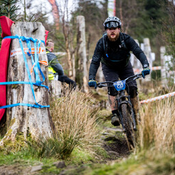 Photo of James SHAW (sen) at Gisburn Forest