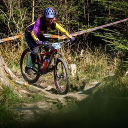 Photo of Hollie VAYRO at Gisburn Forest