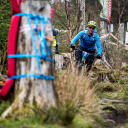 Photo of Richard BROWNE at Gisburn Forest