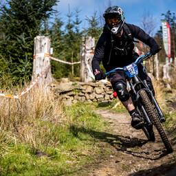 Photo of Alex WILLIAMS (sen2) at Gisburn Forest