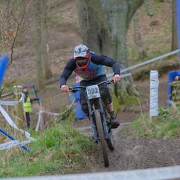 Photo of Peter WALTON at Innerleithen