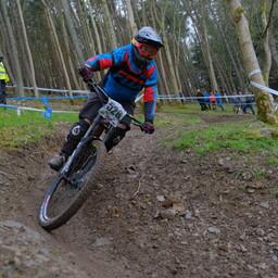 Photo of Colin MACKENZIE at Innerleithen