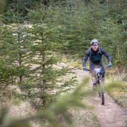 Photo of James SHAW (sen) at Gisburn Forest
