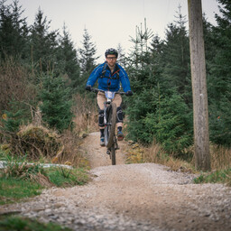 Photo of Dean EASTWOOD at Gisburn Forest