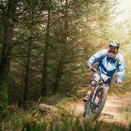 Photo of Dave SHANKS at Gisburn Forest