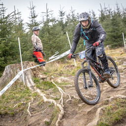 Photo of David SUMMERSGILL at Gisburn Forest