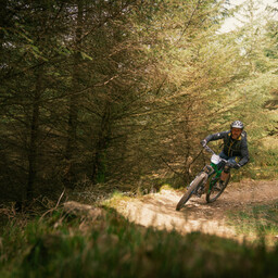 Photo of Shaun MULHOLLAND at Gisburn Forest