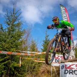 Photo of James SIMMONDS at Gisburn Forest