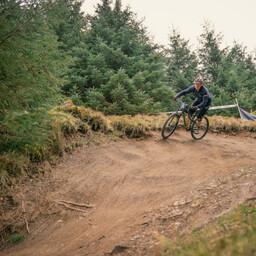 Photo of Chris HUNTON at Gisburn Forest