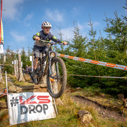 Photo of Finlay ACKROYD at Gisburn Forest