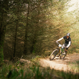 Photo of Ruben CHALMERS at Gisburn Forest